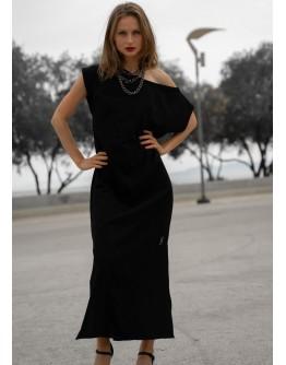 Stellar Neckline Dress