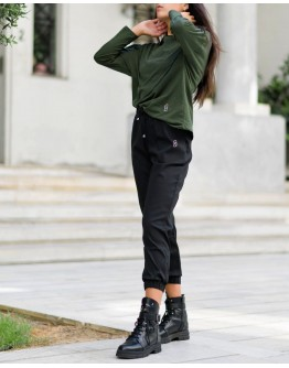 STEΛΛAR Flama Blouse, long sleeves