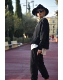 Stellar Loungewear Set, Swearshirt + Track Pants