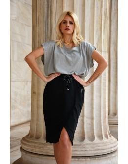 Stellar Wrap Skirt