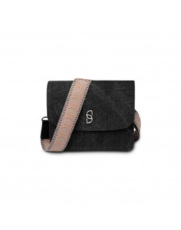 Black Delave shoulder bag