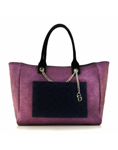Classic Pink Tote Bag