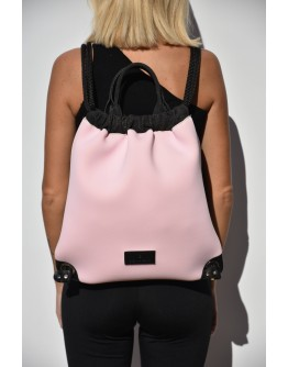 #ThinkPink Athleisure Neopren Backpack